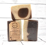 Oatmeal Pumpkin Crunch Goat Milk Soap