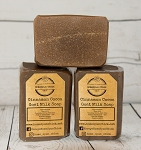 SALE - Cinnamon Cocoa Goat Milk Soap