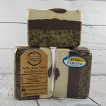 Coffee Bean Scrub Goat Milk Soap