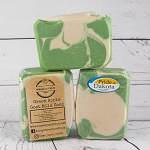 Green Apple Goat Milk Soap