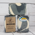 Fifty Shades of Gray Goat Milk Soap