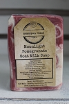 Moonlight Pomegranate Goat Milk Soap