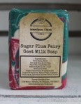 Sugar Plum Fairy Goat Milk Soap