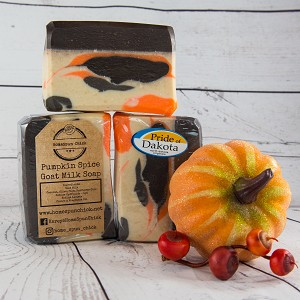 SALE - Pumpkin Spice Goat Milk Soap