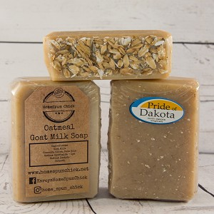 Oatmeal Goat Milk Soap