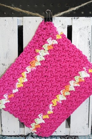 Handcrafted Knitted Washcloths Patterns