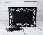 Everyday: Black with White Frame Gift Box Set
