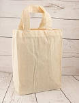 Canvas: Tall with Handles Gift Bag