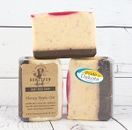 Honey Apple Oat Goat Milk Soap