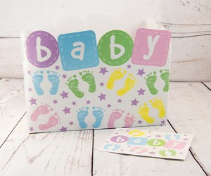 Baby Feet Gift Box Set