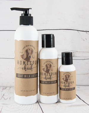 Peach Bellini Goat Milk Lotion